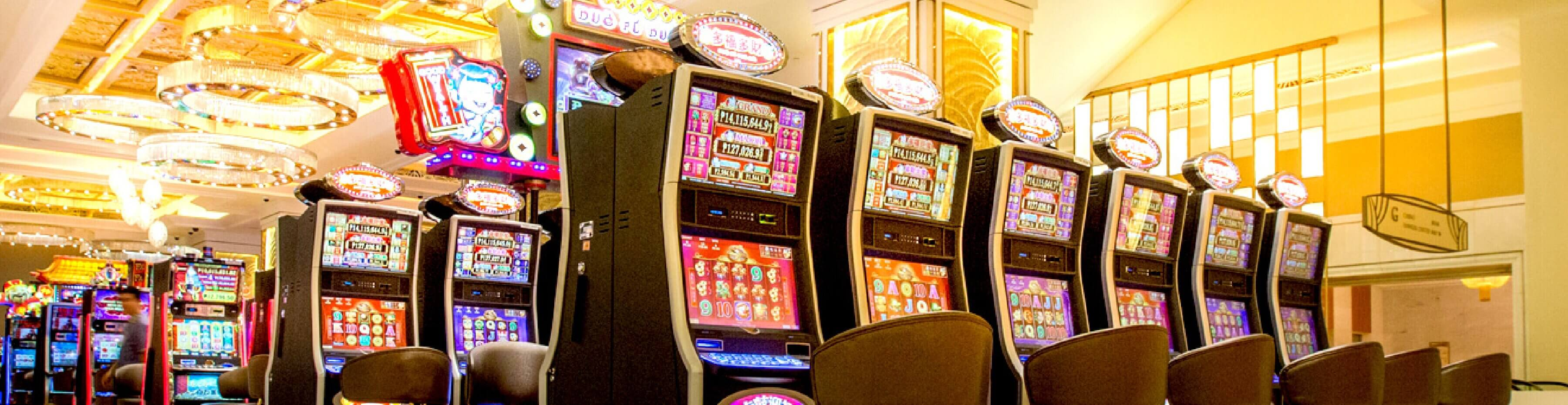 Types of Online Slots Games Singapore