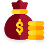 12Play Malaysia Money Bag Icon